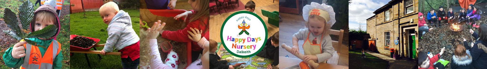Happy Days Nursery Dalkeith