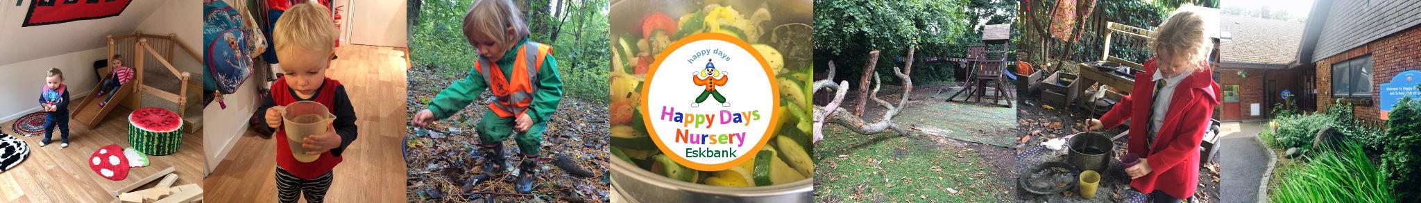Happy Days Nursery Eskbank