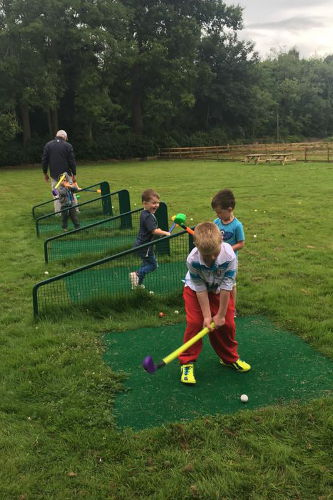 Happy Days Nursery Golf