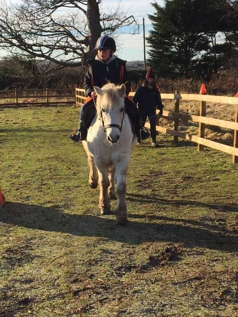 Happy Days Hardengreen Pony Riding School Rider