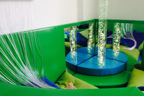 Happy Days Nursery Sensory Soft Play