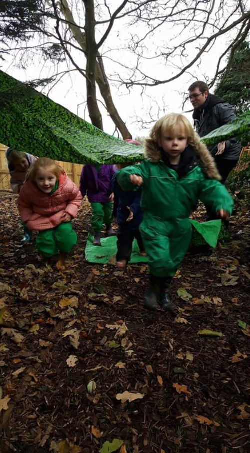 Happy Days Nursery Forest Schools