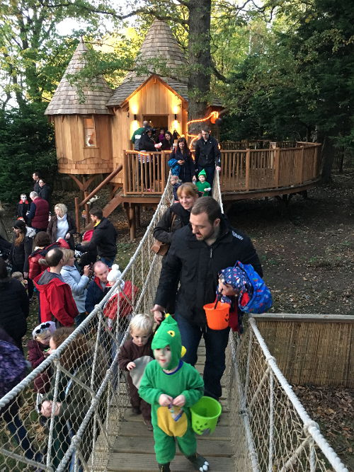 Happy Days Nursery Halloween Extravaganza