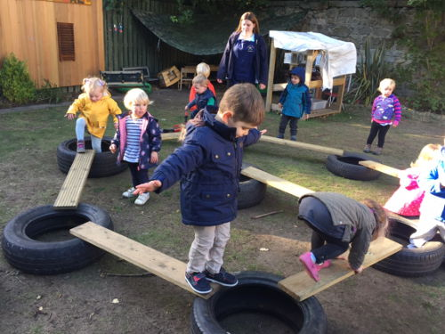 Happy Days Nursery Hardengreen Adventure Play