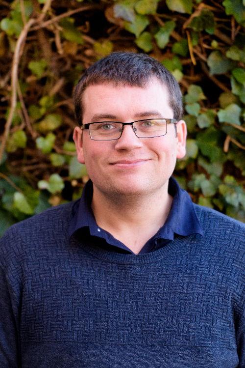 Liam Hogg Dalkeith Nursery Manager