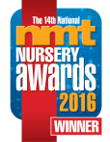 NMT Awards 2016 Happy Days Nursery Dalkeith