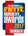 NMT Awards 2015 Happy Days Nursery Dalkeith