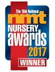 NMT Awards 2017 Happy Days Nursery Dalkeith