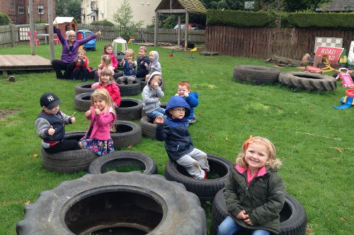 Nursery Times Garden