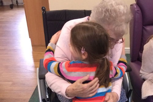 Nursery Times Paisley Intergenerational Experiences