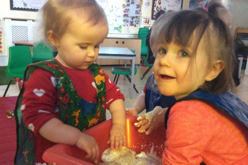 Nursery Times Paisley Toddlers
